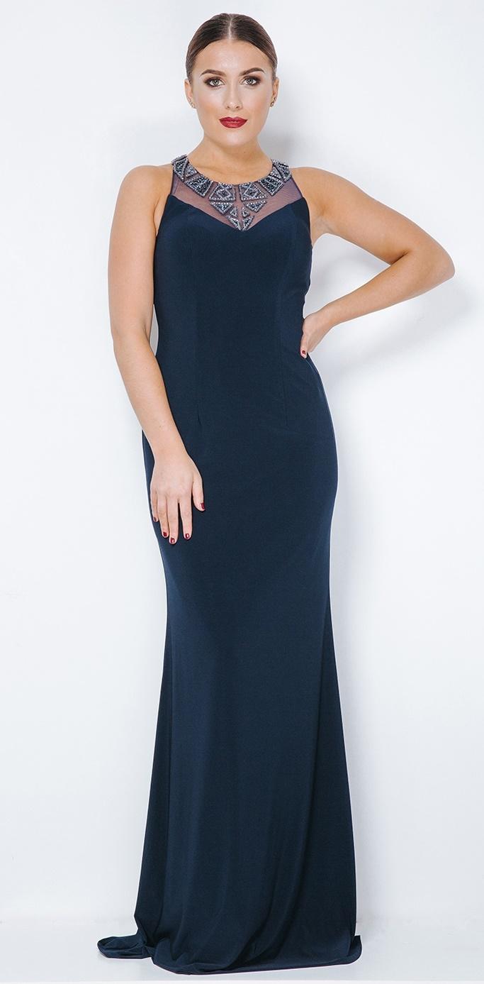 05304febd7589 Embellished Evening Gowns Uk