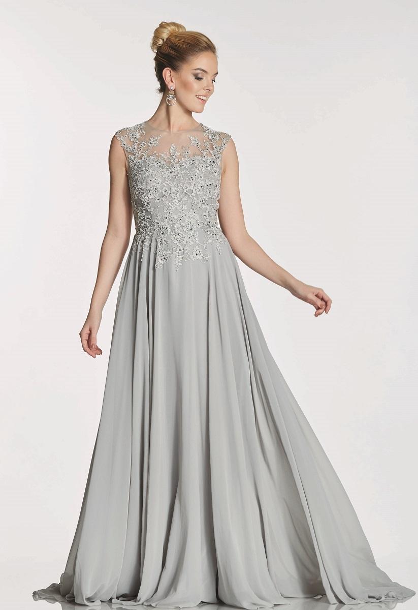 High Neck Prom Dresses