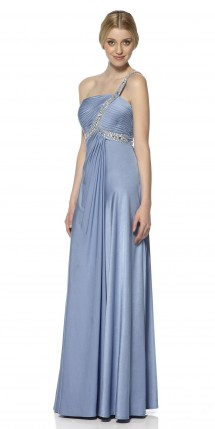 Jersey one shoulder evening dress Evening Dress