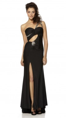 Glamorous, full length, jersey evening dress Evening Dress
