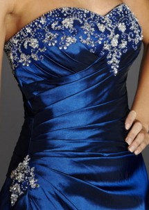 Gorgeous a-line strapless prom dress Prom Dress