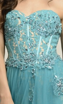 DUE IN for 2015 Prom Season Prom Dress